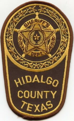 HIDALGO COUNTY TEXAS TX SHERIFF