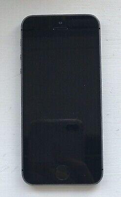 Apple Iphone 5s 16GB BLACK/SILVER brill Condition