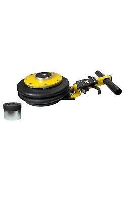 Esco Equipment Pro Series Bladder Jack 2 Stage 2 Ton 92040