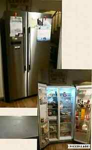 Fisher and Paykel stainless steel fridge Frenchs Forest Warringah Area Preview