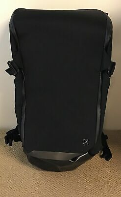 NWOT Lululemon More Miles Backpack Unisex All Black 25.5L $148