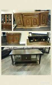 TV Stand/Coffee Table/Hutch/Buffet/Server