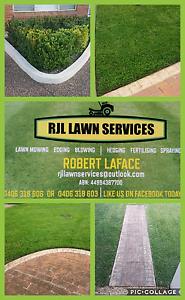 Lawn Mowing - RJL Lawn Services Erskine Park Penrith Area Preview