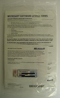 Windows Server 2008 R2 Datacenter 4 CPU Fujitsu ROK Multilingual MUI NEU  ()