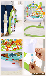 Fisher Price Jumperoo LIKE NEW Evanston South Gawler Area Preview