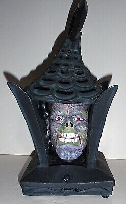 Rare Gemmy Lighted Head Motion Animated Halloween Lantern Prop 15