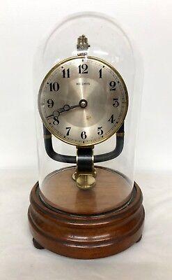Vintage BULLE 800 DAY Electric Electromagnetic Clock Serial No 252549, gebruikt tweedehands  verschepen naar Netherlands
