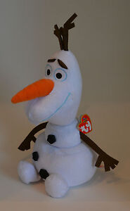 Ty The Beanie Buddies Collection DISNEY'S FROZEN OLAF