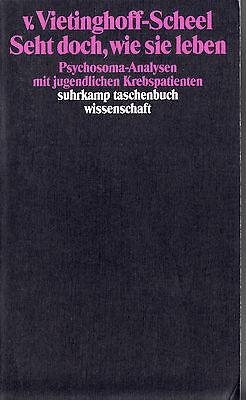 su- w 0746 VIETINGHOFF-SCHEEL : SEHT DOCH, WIE SIE LEBEN online kaufen