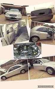 2002 C200 supercharged kompressor elegance class Mercedes-Benz Werribee Wyndham Area Preview