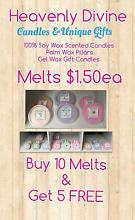 100% Soy Wax Melts ~Get 5 FREE when you buy 10 Underwood Logan Area Preview