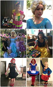 Face Painting/Glitter parties $100 SPECIAL Kallaroo Joondalup Area Preview