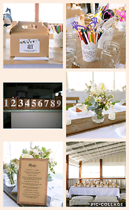 Wedding/ party items for sale - prices start as low as $5 Golden Beach Caloundra Area Preview
