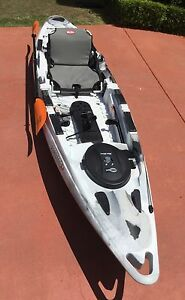 Old Town Predator 13 Ultimate Fishing Kayak Indooroopilly Brisbane South West Preview