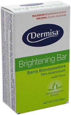 Dermisa Brightening Bar 3 oz