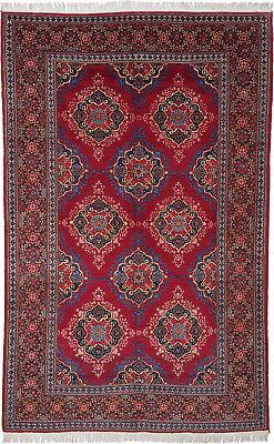 Kashan Roten Teppich (Kashan Teppich Orientteppich Rug Carpet Tapis Tapijt Tappeto Alfombra Elegant)
