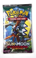 Pokemon TCG Sun & Moon Guardians Rising, 1 Sealed booster pack,