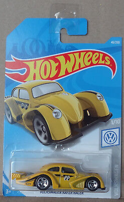 Hot Wheels - VW Volkswagen Kafer Beetle Racer hotrod dragster - MOONEYES - MOC