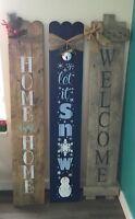 Wooden decor/sign classes