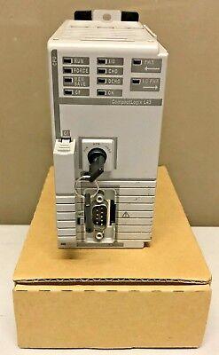 Allen Bradley 1768-l43 C Compactlogix L43 Processor 2mb Memory Qty