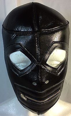- THE MASOCHIST WRESTLING-LUCHADOR MASK! Unique!! AWESOME DESIGN!! HANDMADE MASK!!