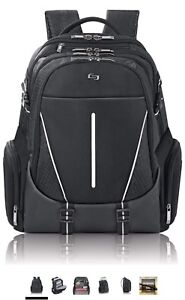 "Solo 17.3"" laptop backpack"