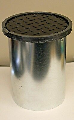 New Emco Wheaton 8 Round Lay-in Steel Manhole A0717-108 Nos In Box