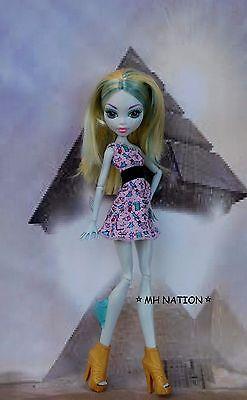 Monster High MUMMY EGYPTIAN HIEROGLYPHICS - Mummy Outfit