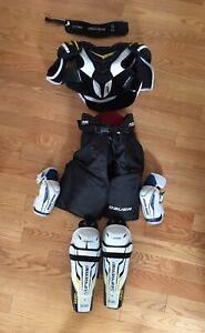 Bauer Supreme Youth Hockey Equipment - Size Large