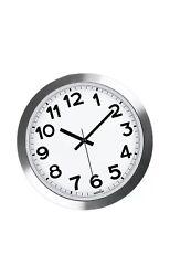 hippih Silent Wall Clock, HIPPIH12 Inch Quiet Non-Ticking Office Wall Clocks,...