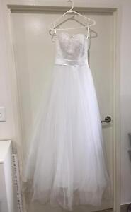 Used Wedding dress and other stuff. Rockdale Rockdale Area Preview