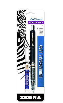 Zebra Pen Delguard Mechanical Pencil Zeb-58611 Zeb58611