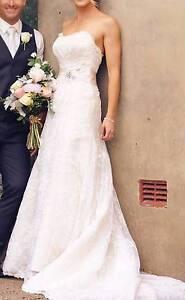 Maggie Sottero Wedding Dress- size 10... (retail was $3,200) East Branxton Cessnock Area Preview