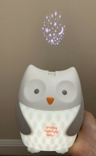 Skip Hop Owl Nightlight Soother With Defects, See Last Picture And Details - $10.00