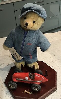 """Schuco """"Mechanic"""" Bear - Tricky Bear LE With Mercedes Benz"""