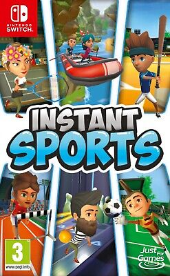 Instant Sports (Switch) Game | Brand New & Sealed