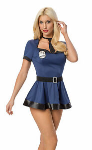sexy off duty cop bedroom costume fun roll play plus size too ebay