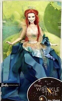 Disney A Wrinkle in Time Barbie Mrs. Whatsit Doll