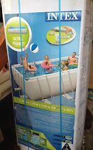 INTEX Ultra Frame 18ft/5.49m Rectangular Above Ground Pool Melbourne Region Preview