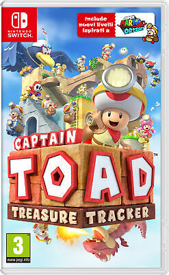 Nintendo Switch Captain Toad: Treasure Tracker videogioco Basic Nintendo Switch