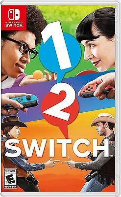 Nintendo HACPAACCA 1 2 Switch (English Ver.) for Nintendo Switch NS