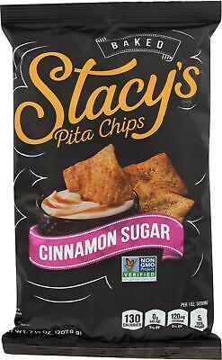 Cinnamon Sugar Pita Chips - Cinnamon Sugar Pita Chips - Cinnamon Sugar (12 - 7.33 OZ)