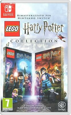 LEGO Harry Potter Collection (1-4 Anni + 5-7 Anni) - Nintendo Switch