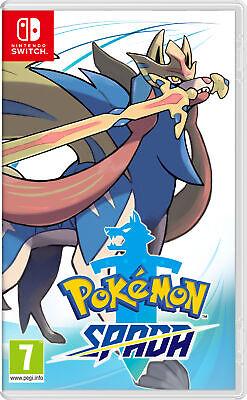 Nintendo Pokémon Spada videogioco Nintendo Switch Basic ITA Pokémon Spada, Ninte