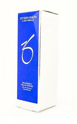 ZO Skin Health 10% Vitamin C Self-Activating 50 ml / 1.7 fl oz NIB AUTH 08/2021