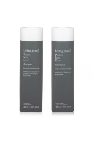 Living Proof ~ Perfect Hair Day Shampoo & Conditioner ~ 8oz each ~ New