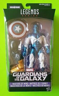Marvel Legends Guardians of the Galaxy Vance Astro (BAF Titus) - NEW