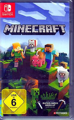 Minecraft - Switch-Edition Nintendo Switch Spiel NEU (Minecraft Spiel Nintendo)