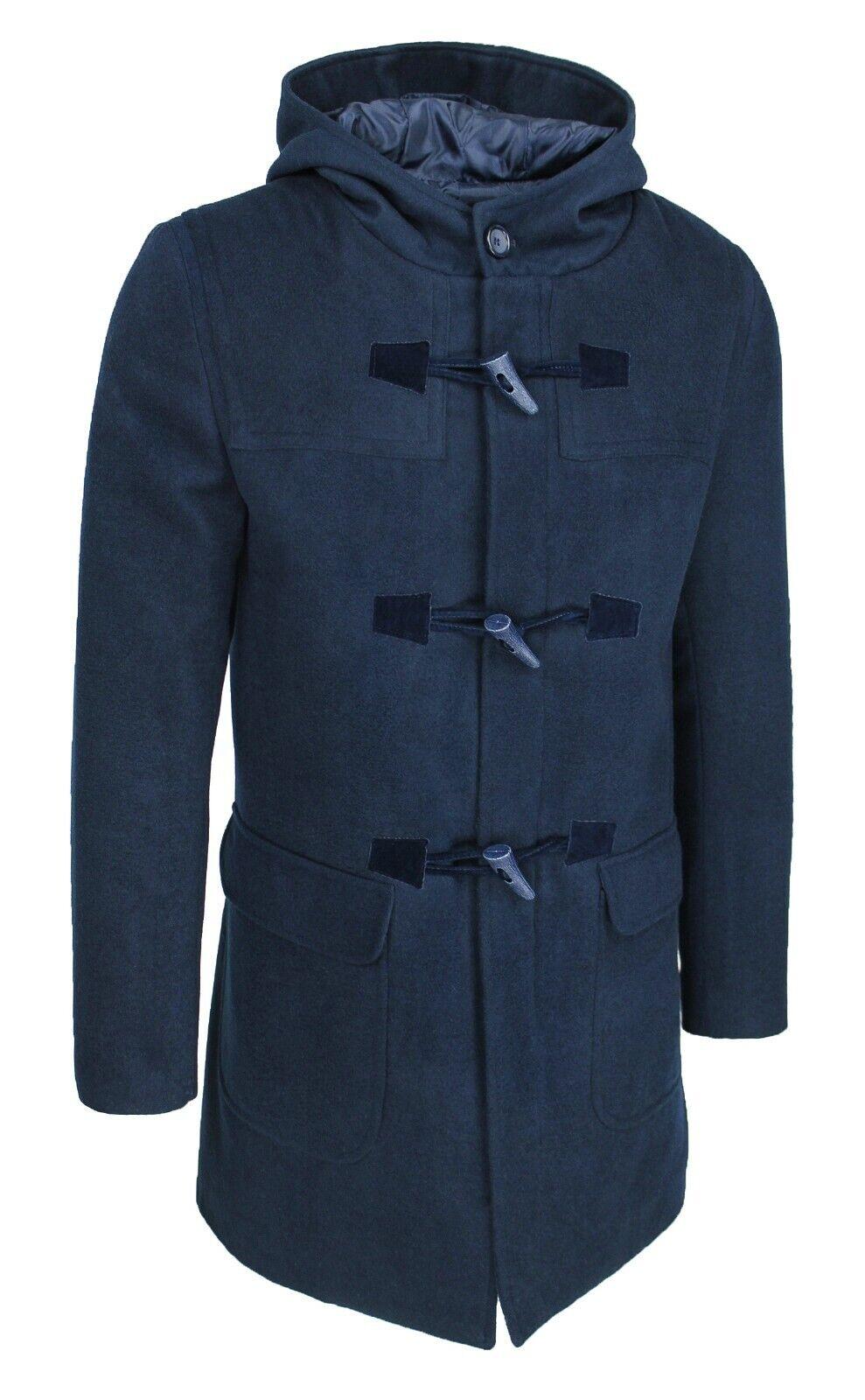 Giacche e cappotti da uomo di colore blu SalvaDanari
