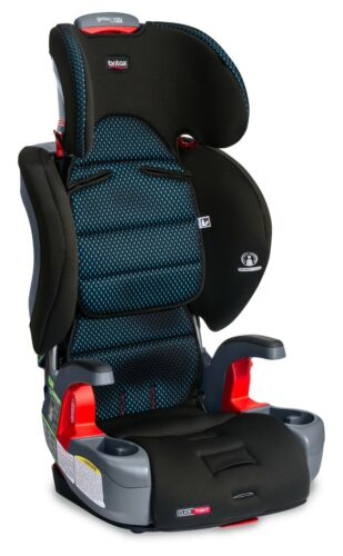 Britax Grow With You ClickTight Booster Car Seat - Cool Flow Teal